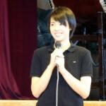 過去この大会に出場経験のある迫田さおりさん