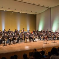 My Favorite Sax Band第12回定期演奏会の様子