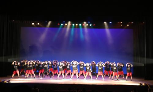 グランプリ CRAZY DOLL(ダンス)