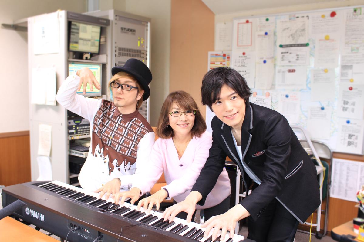 「ピアノの未来を一緒に」 鍵盤男子が登場!
