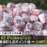大崎町 自治体別ごみリサイクル率で再び日本一