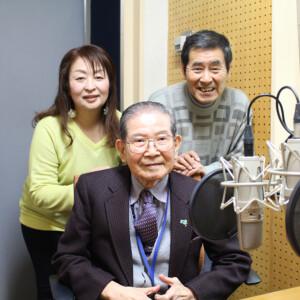 最終回の収録を終えた川村明先生