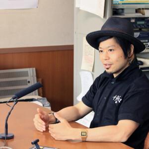 MBCラジオ『城山スズメ』ゲストはTHEイナズマ戦隊・上中丈弥さん