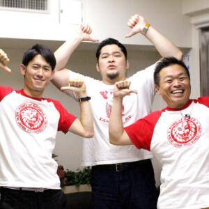 たくちゃん大興奮!新日本プロレス・矢野通選手がMBCに乱入!!!