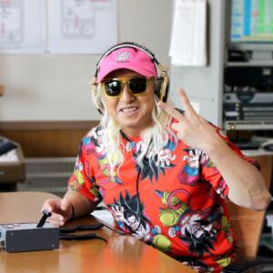 DJKOOさんが展望スタジオにやってきた!!
