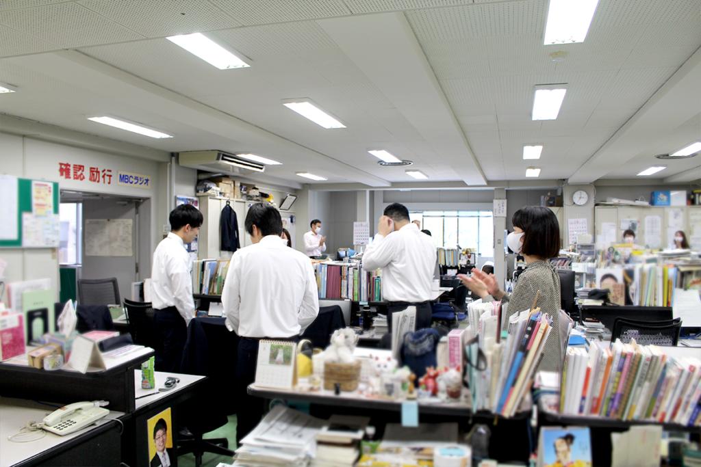 新人アナウンサー・佐々木武アナ「50NEWS」で初鳴き!