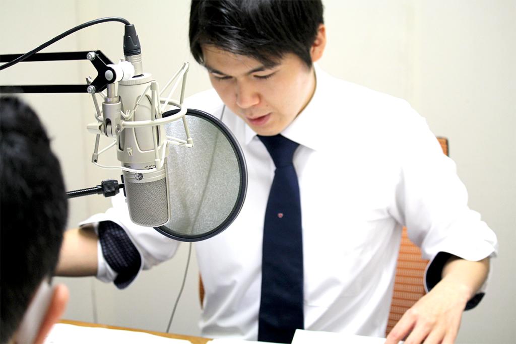 新人アナウンサー・小薗秀汰アナ「50NEWS」で初鳴き!
